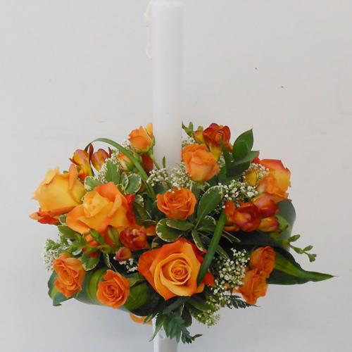 Chandelle Orange