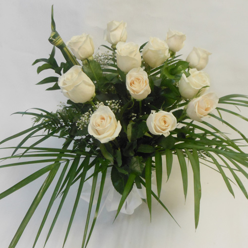 Douze Roses Blanches-VD