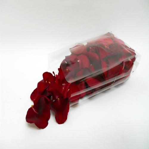 Sac de petales des roses