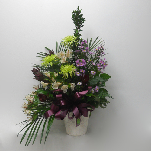 Choix du fleuriste